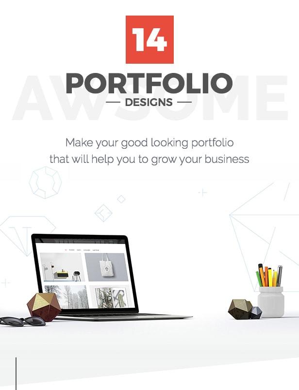 MultiPro Portfolio Design